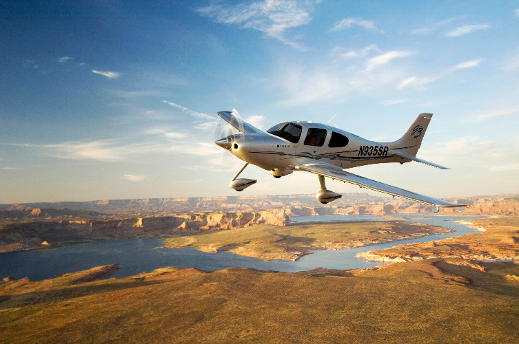 Cirrus SR22 Perspective G3